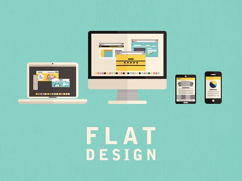 A Brief Introduction To Flat Design