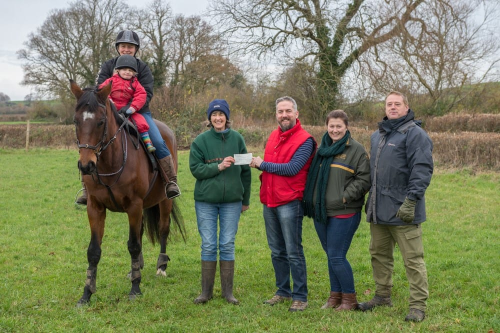 Horseshoes And Handprints – Our Christmas Charity