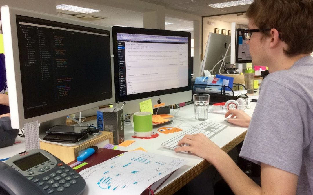 From Apprentice To Junior Web Developer