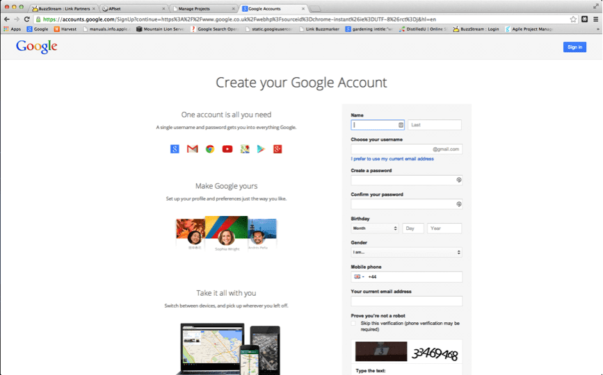 Guide To Signing Up To Google Places 2014