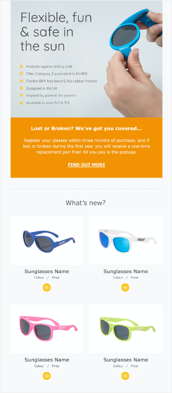 Sunnies-Newsletter