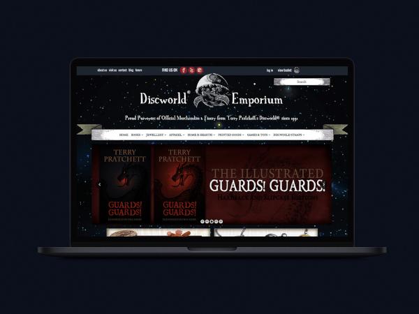 Discworld Emporium